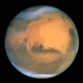 Mars (Izvor: Wikimedia Commons)