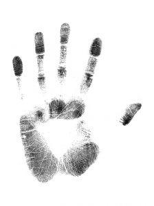 Otisak dlana ruke (foto: sxc.hu)