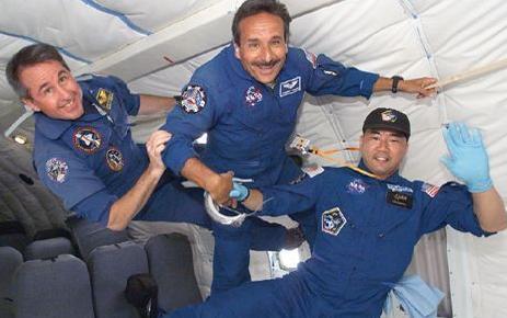 Astronauti (Foto: NASA)