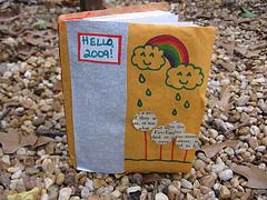Rokovnik napravljen od starog papira (foto: Flickr)