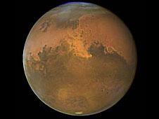 Mars (Foto: NASA)