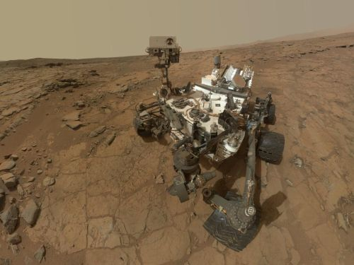Curiosity (Foto: NASA)