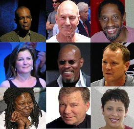 Ljudi različite boje kože (Izvor: pojedinačne fotografije sa Wikimedia commons)