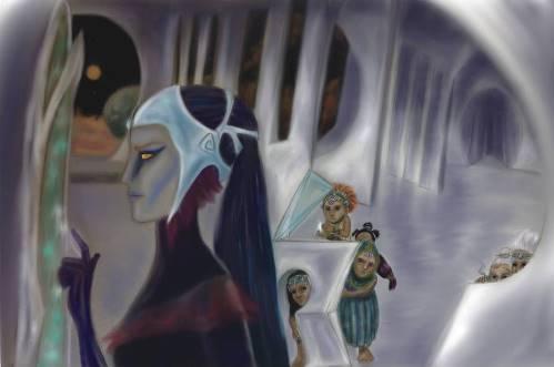 Tigiji u kraljevstvu Tamne magle