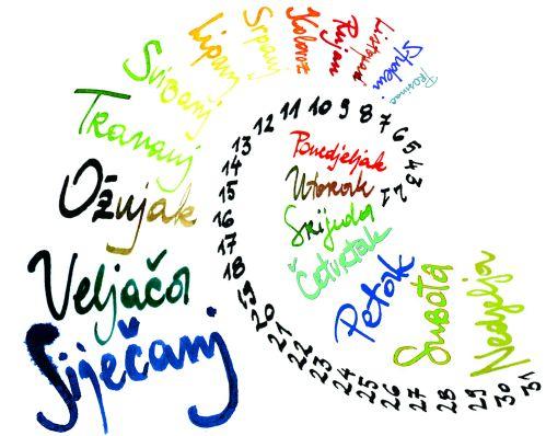 Godine po sinesteziji (Ilustracija Kristina Pongrac)