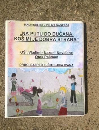 Dokumentacija projekta (Foto: OŠ V.Nazor, Neviđane)