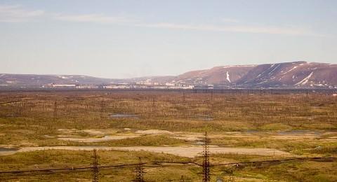 Okolica Norilska (foto: Wikimedia COmmons)