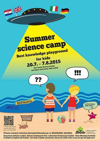 Ljetni znanstveni kamp