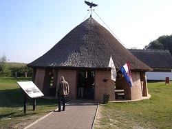 Krov od trske (foto: Marko Doboš)
